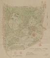 161 Schetstekening Landgoed Pietersberg te Oosterbeek, juni 1948