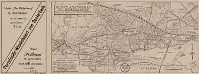 228 Groot-Grondbezit te Oosterbeek : vrije wandeling in mooie natuur, januari 1938