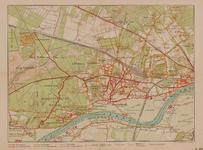 239 [Topografische kaart uit gids voor Arnhem en omstreken], ca. 1922