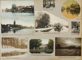 142-0033 Album met diverse foto's en ansichtkaarten van Nederland, 1907-1908