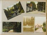142-0039 Album met diverse foto's en ansichtkaarten van Nederland, 1907-1908