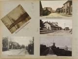 142-0040 Album met diverse foto's en ansichtkaarten van Nederland, 1907-1908