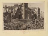 87-0112 Verwoesting Arnhem , 1945