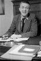 7377 Johan v.d. Woude, schrijver, 13-12-1946