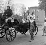 2158 Arnhem, Onder de Linden, December 1953