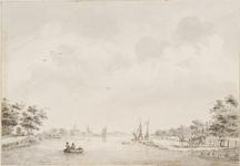 3542 'd Rivier d Lek aen het Cuylenburgser Veer, 1754-1786