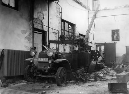 3022 VERWOESTINGEN, 1945