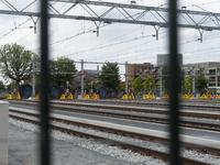 4245 Emplacement. Realisatie Opstelterrein Arnhem, 08-07-2021