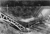 124 KEMA-brug of Heijenoordsebrug, Arnhem, mei 1940