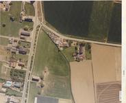 9203 Luchtfoto autowrakken, 30-4-1989