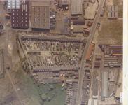 9284 Luchtfoto autowrakken, 30-4-1989