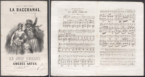 2090 La Bacchanal, 1844-1845