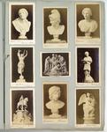 4324-0010 Niobe Mère, Florenz antique , Canova Paris , Urania, original im Berliner Museum , Victoria, Antique , in ...