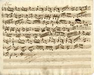2587-0005 Symphonia à 4 ex C, z.j [ca 1800]
