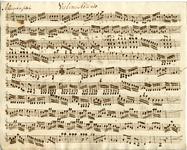 2587-0006 Symphonia à 4 ex C, z.j [ca 1800]