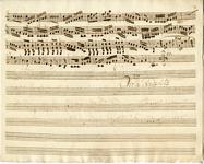 2587-0007 Symphonia à 4 ex C, z.j [ca 1800]