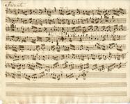 2587-0008 Symphonia à 4 ex C, z.j [ca 1800]