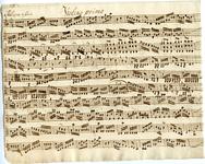 2587-0010 Symphonia à 4 ex C, z.j [ca 1800]