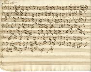 2587-0012 Symphonia à 4 ex C, z.j [ca 1800]