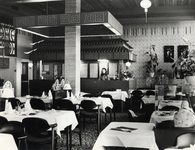 11 Chinees Restaurant Le Mandarin, Velperplein 16 Arnhem, 1968