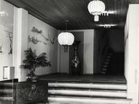 12 Chinees Restaurant Le Mandarin, Velperplein 16 Arnhem, 1968