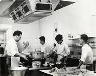 13 Chinees Restaurant Le Mandarin, Velperplein 16 Arnhem, 1968