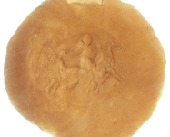 101-0001C Brabant,Johannus I van, 1289-10-20