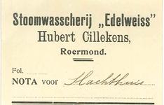30 Cillekens, Hubert Edelweiss