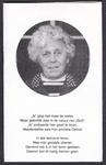 10160 Michielse, Wilhelmina Walthera Adriana (Mien)