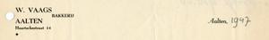0043-0141 W. Vaags Bakkerij