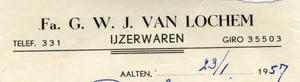 0043-0229 Fa. G.W.J. van Lochem IJzerwaren