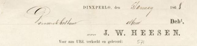 0043-0571 J.W. Heesen