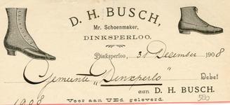 0043-0580 D.H. Busch Mr. Schoenmaker