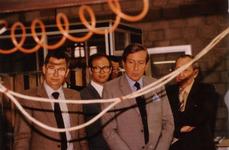 0908 Opening Sociale Werkplaats De Marke door Prins Claus.