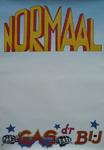5 Normaal. Gas d'r bi-j