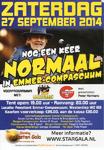 19 Normaal in Emmer-Compascuum, zaterdag 27 september