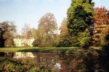 059 Huis Landfort met omliggende landschapspark (ontwerp Zocher), dia