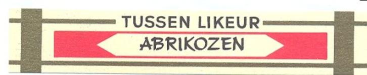 066 Tussen Likeur Abrikozen. [Ph. van Perlstein & Zn NV]