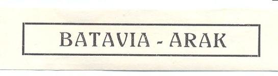 094 Batavia Arak. [Ph. van Perlstein & Zn NV]