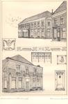 011 Huizen en details van huizen en winkels
