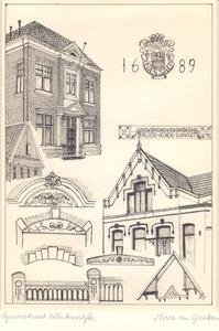 020 O.a. gebouw van het Apostolisch Genootschap (boven)