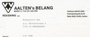 0684-1160 VVV Aalten's Belang