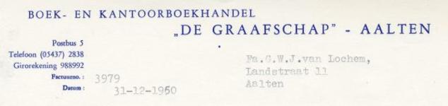 0684-2612 Boek- en Kantoorboekhandel De Graafschap