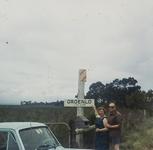 20-00185 In Zuid Afrika heeft kolonel de Vos zijn landgoed in Plettenbaai Groenlo genoemd
