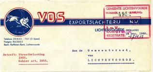 00548 Vos Exportslachterij N.V.