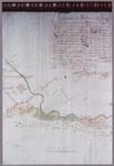 2085 Kaart van de Berkel door N. van Geelkerken. Origineel in Archief Waterschap van de Berkel