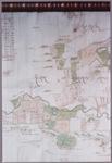2086 Kaart van de Berkel door N. van Geelkerken. Origineel in Archief Waterschap van de Berkel