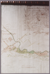 2089 Kaart van de Berkel door N. van Geelkerken. Origineel in Archief Waterschap van de Berkel