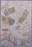 2092 Kaart van de Berkel door N. van Geelkerken. Origineel in Archief Waterschap van de Berkel