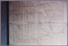 2095 Kaart van de Berkel. Origineel in Archief Waterschap van de Berkel